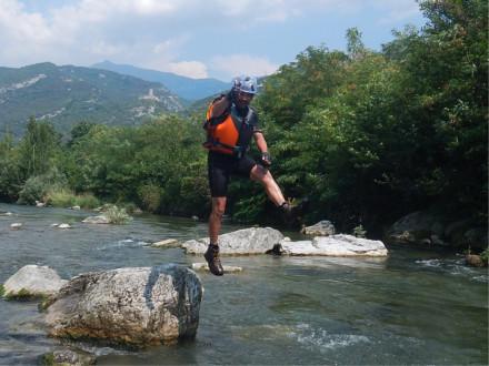 River Trekking Riva del Garda Trentino North Lake Garda Trentino garda survival experience