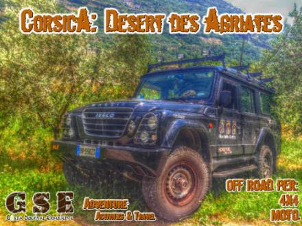 Corsica Desert des Agriates
