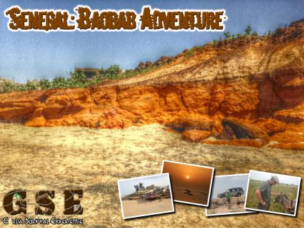 Senegal Baobab Adventure Viaggio Avventura garda Survival Experience