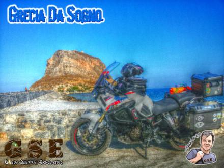 Garda Survival Experience Grecia da Sogno grecia in moto i viaggi di giò